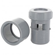 Clapet anti-vide ventilation D 32 - 40 - 50 mm