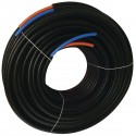 Tube PER gainé Ø 16 x 1,5 mm DUO/TWIN COMAP - Couronne 50 m
