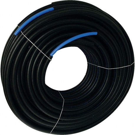 Tube PER gainé Bleu Ø 20 x1,9 mm COMAP - Couronne 50 m