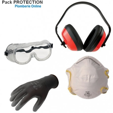 Pack PROTECTION - Sélection Plomberie Online