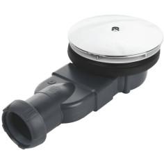 Bonde douche SLIM pour receveur extra-plat Ø 90 mm WIRQUIN Pro469