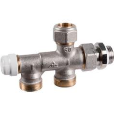 """Kit robinet de dérivation M 1/2"""" monotube - RBM 165.04.50"""