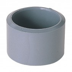 Réduction excentrée PVC NF GIRPI