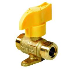 Robinet gaz Butane / Propane 20 x 150 avec sécurité GURTNER 14750