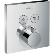 Façade pour mitigeur thermostatique HANSGROHE ShowerSelect E