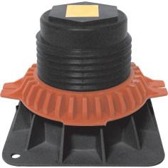 Pied réglable adhésif H 90-125 mm pour receveur douche - REGIPLAST