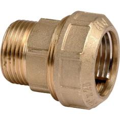 Raccord mâle pour tube PE Ø 32 mm ITAP