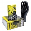Gants jetables Nitrile Torque Grip BLACK MAMBA taille L