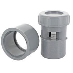Clapet anti-vide ventilation D 32 - 40 - 50 mm - REGIPLAST