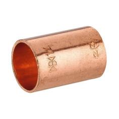 Manchon égal F/F cuivre, à souder - 5270