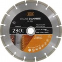 Disque diamant Ø 230 mm à segments