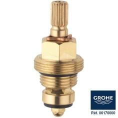 """Tête 3/8"""" à clapet pour robinet mélangeur GROHE - réf 06170000"""