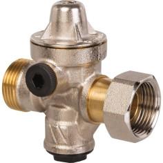 """Réducteur de pression M-F 3/4"""" (20x27) WATTS Redufix"""