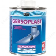 Colle PVC Gel + Geboplast GEB - Pot 1000 ml
