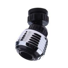 Aérateur orientable 360° pour bec de robinet F22 et M24 - Jet mousse ou spray