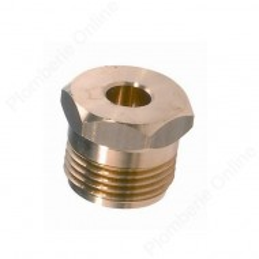 Raccord à braser sur tube cuivre Ø 12 mm CLESSE P005123