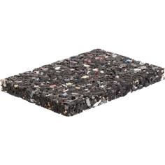 Cales / pads d'isolation contre l'humidité épaisseur 8 mm - Jeu de 4 - HECO