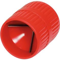 Ébavureur tonneau intérieur extérieur pour tube Ø 3 à 42 mm - KS TOOLS