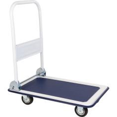 Chariot de manutention à roulettes - Charge utile 150 kg