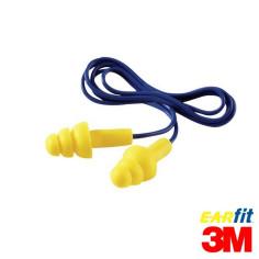 Bouchons d'oreilles préformés EAR 3M™ Ultrafit® SNR 32 dB
