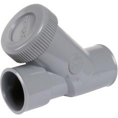 Clapet anti-retour Ø 32 mm PVC - NICOLL
