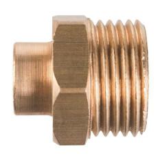 Raccord laiton mâle à souder 243 GCU - Plomberie Online