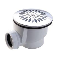 Bonde de douche pour orifice Ø 90 mm - NICOLL 02055075