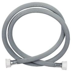 """Flexible d'alimentation machine à laver 2 m - FF 3/4"""" sortie droite"""