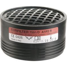 Cartouche / galette filtrante Vapeurs organiques A1P2 R - SUP AIR 22130