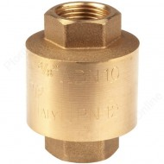 """Clapet anti retour laiton FF 15x21 (1/2"""") York - ITAP 1030034"""