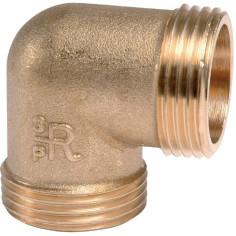 Coude laiton 90° MALE-MALE - A Visser