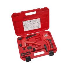 Pince à glissement pour PER / PEX + pince à expansion + coupe-tube PC32 - VIRAX 2533 61