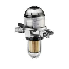 Filtre fioul monotube avec séparateur d'air TOC DUO 3 - OVENTROP