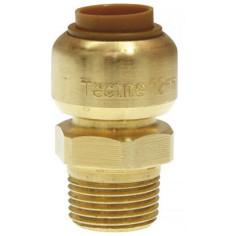 "Raccord tectite mâle Ø 18 - M 3/4"" - TECTITE® CLASSIC"