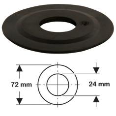 Joint de soupape Ø 72 mm pour mécanisme de wc type SIAMP - WATTS