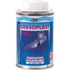 Colle PVC Gel Geboplast GEB - Pot 250 ml