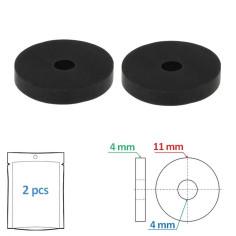 Clapet percé 11 x 4 x 4 mm pour tête de robinet (par 2)