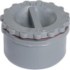 Bouchon / Tampon de visite PVC NF à coller