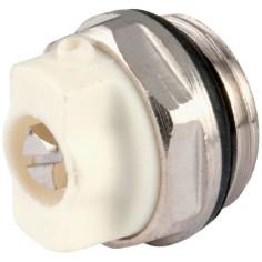 """Purgeur orientable 1/2"""" (15x21) pour radiateur"""