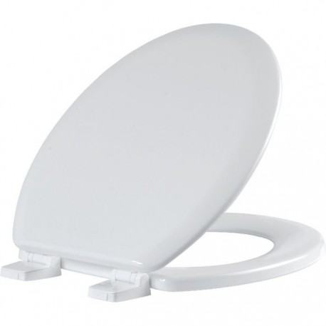 Abattant bois blanc COSMO 200 pour Wc