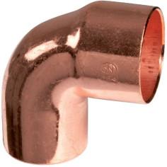 Coude cuivre 90° MF à souder