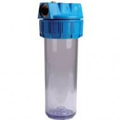 """Corps de Filtre à eau 100 % alimentaire 3/4"""" (20x27)"""