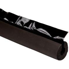 Manchon fendu autocollant épaisseur 19 mm