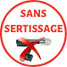 Montage sans sertissage